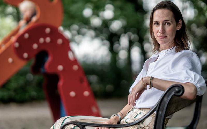 Anne Sophie Sehested Münster fandt ud af, »hvor stort et problem det er for mange virksomheder, at de faktisk mister medarbejdere under og efter barsel«