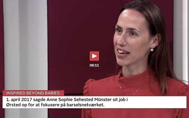 'Inspired Beyond Babies' – nyt barsselsnetværk til Odense